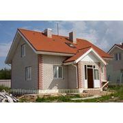 Каркасный дом своими руками фото