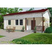 Каркасный дом Алаярви фото