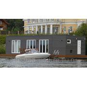 Проектирование и изготовление модульных каркасных домов фото