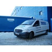 Обслуживание и ремонт компакторов Europress фото