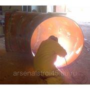 Изготовление и монтаж узлов технологических трубопроводов фото