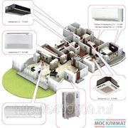 Установка кондиционера, монтаж сплит-систем и его стоимость. фото