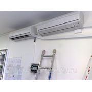 Монтаж и установка сплит-систем, кондиционеров, климатического оборудования в Саратове фото
