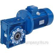 Мотор-редуктор NMRV110-3кВт фото
