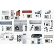 Кондиционер. Установка кондиционера, монтаж кондиционера, сплит-системы, установка сплит систем фото