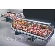 Сервисное обслуживание холодильных горок со встроенным агрегатом фото