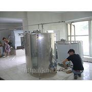 Монтаж пищевого оборудования фото