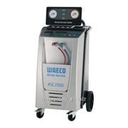 Установка для обслуживания автомобильных кондиционеров WAECO ASC2000 фото