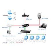 Проектирование систем видеонаблюдения фото