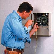 Установка (монтаж) охранной сигнализации GSM (с выводом на сотовый телефон) фото