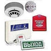 Обслуживание (АПС) - автоматической пожарной сигнализации фото