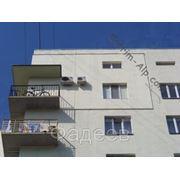 Наружное утепление стен пенопластом с внешней стороны квартир, домов, зданий. фото