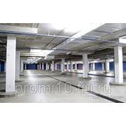 Гидроизоляция подземных парковок фото