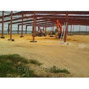 Строительство складов в Туле фото