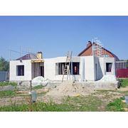 Строительство быстровозводимых зданий и индивидуального жилья фото