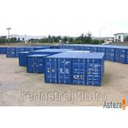 Морские контейнеры CONTAINEX фото