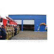 Строительство пожарных постов фото