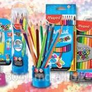 Товары для детского творчества. фото