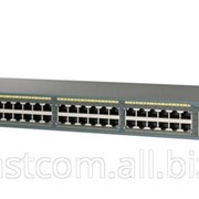 Коммутатор Cisco WS-C2960-48PST-L фото