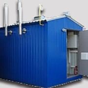 Транспортабельные (модульные, блочные) котельные установки ТКУ фото