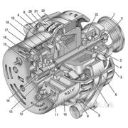 Ремонт генераторов автомобилей отечественного производства фото