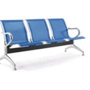 Металлическая скамейка Эрго фото
