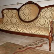 Реставрация и перетяжка мебельных гарнитуров фото