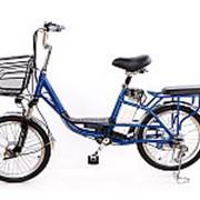 Электровелосипед Elbike Duet 2019 фото