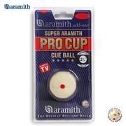 Биток Aramith Tournament Champion Pro-Cup Snooker ø52,4мм блистер фото