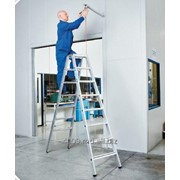 Лестница с двухсторонним подъёмом из дерева 2м код товара 40010000 Scara dubla 2m Lemn фото