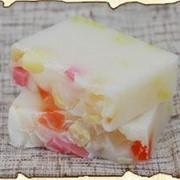 Натуральное мыло Фруктовый коктейль фото
