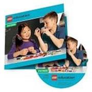 LEGO Конструктор Простые механизмы. Комплект заданий. Книга для учителя (на CD) арт. RN16968 фото