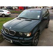 Запчасти бу к BMW X5, 2002 г. фото
