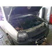 Замена масла на FIAT Донецк. фото
