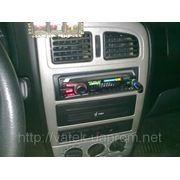 Установка магнитол и динамиков в автомобили Chery Донецк фото