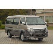 Микроавтобус Golden Dragon XML6532 фото