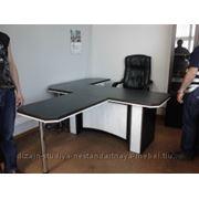 Мебель в офисные помещения фото
