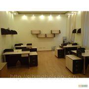 Изготовление офисной мебели . фото
