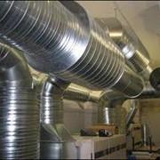 Ремонт вентиляционных систем, систем пыле- и дымоудаления, систем кондиционирования и пожаротушения фото
