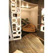 Дизайнерская мягкая мебель на заказ фото