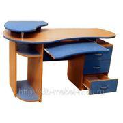 Компьютерный стол №28 фото