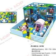 Комплекс для торгового центра HD12-167B фото
