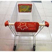 Promobox - реклама на покупательских тележках фото
