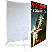 X-Banner Professional 1,2х2м фото