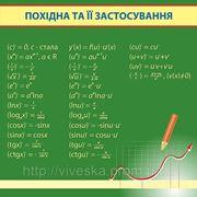 Математичний стенд_3 фото