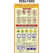 Правила техники безопасности в кабинете химии фото