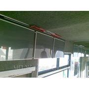 Реклама в маршрутках, автобусах Луганска фото