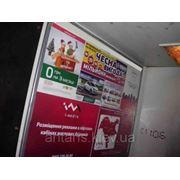 Реклама в лифтах, Голосеевский р-н фото