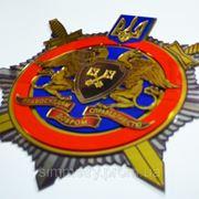 Акриловый многослойный герб фото