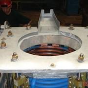 Агрегаты индукционные сталеплавильные тигельные (печи плавильные ИСТ) с рабочим обьёмом для плавки стали в тоннах: 0,16; 0,25; 0,4; 0,5; 0,65; 1,0; 2,0; 3,0 фото